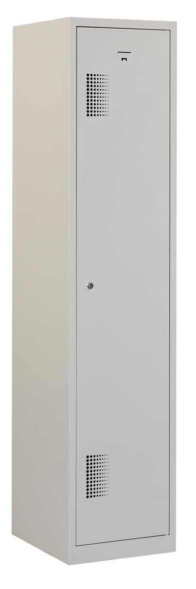 Een Deur Kledingkast.Th 180101 Wrd Garderobekast 1 Deur 180x40x50cm