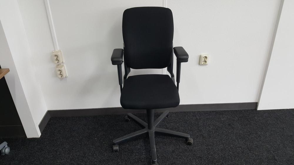 Bureaustoel Met Lendesteun.Ahrend230 Lendensteun Bureaustoel Ahrend 230 Met Lendesteun Nieuwe